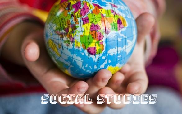 Social studies 5B  2021 - 2022