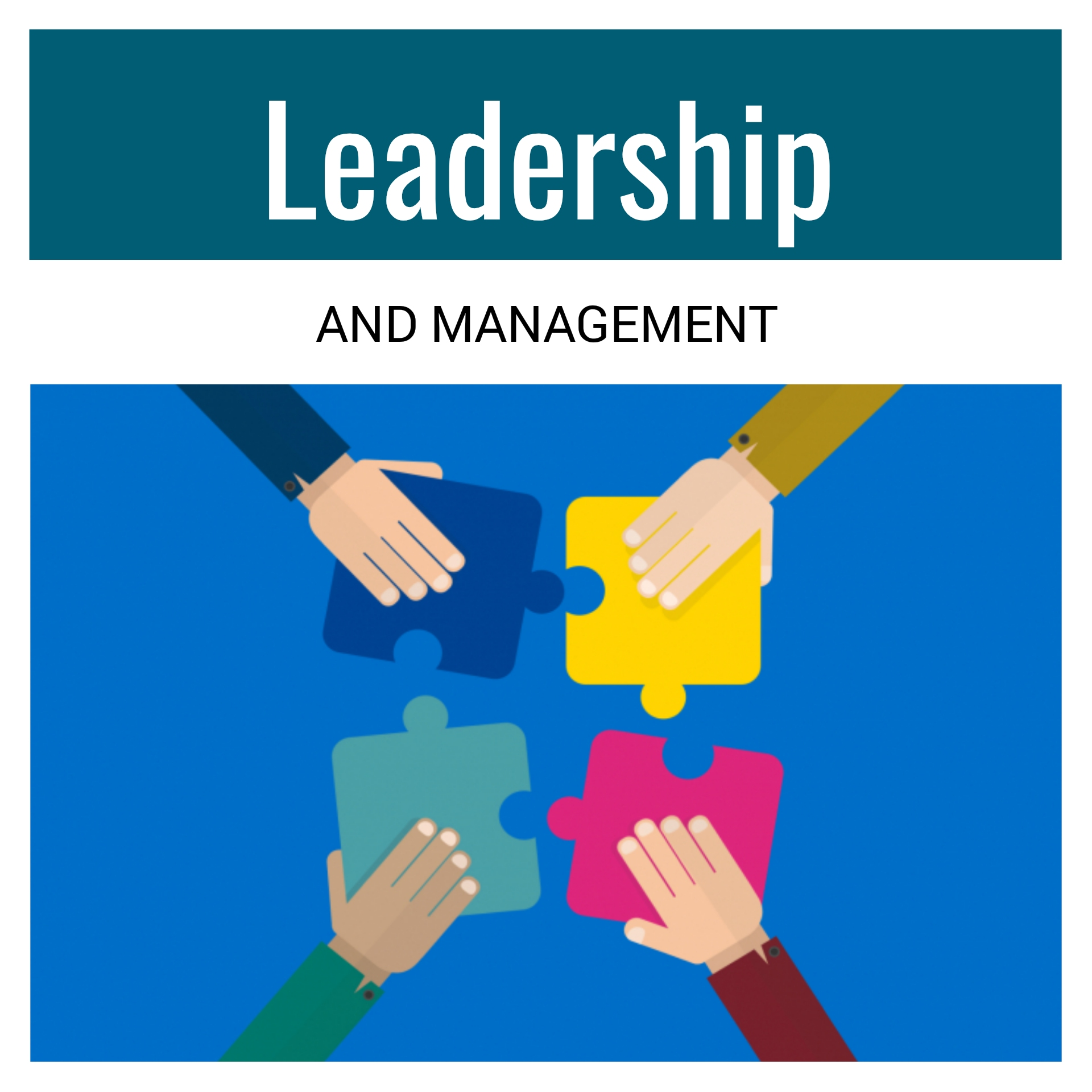 Leadership And Management 4B 2021 - 2022
