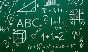 Matemática 1ro BGU 2021 - 2022